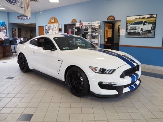 2017 Ford Mustang Shelby Gt350 In Mercer Pa Bill Mccandless