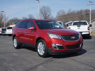 Used Chevrolet Traverse Mercer Pa